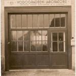 Laboratorij vhod 1937