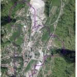 Karta poplavne nevarnosti Kisovec